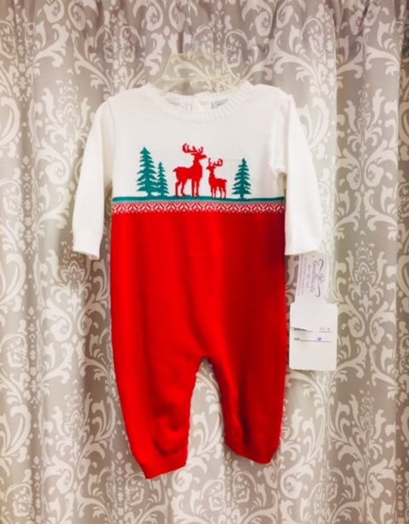 Carriage Boutique Holiday Knit Longall