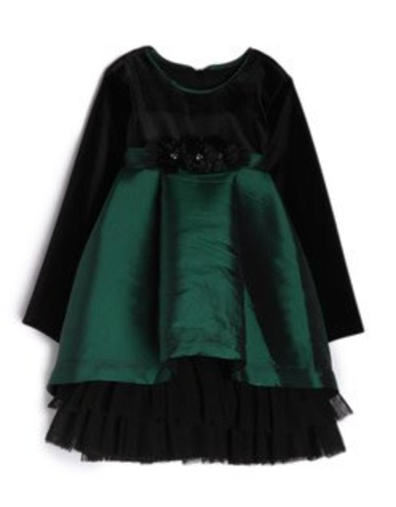 isobella & chloe Emerald Castle Dress