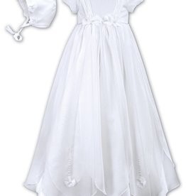 White Gown - Size 6 month