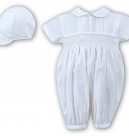 White Smocked Christening
