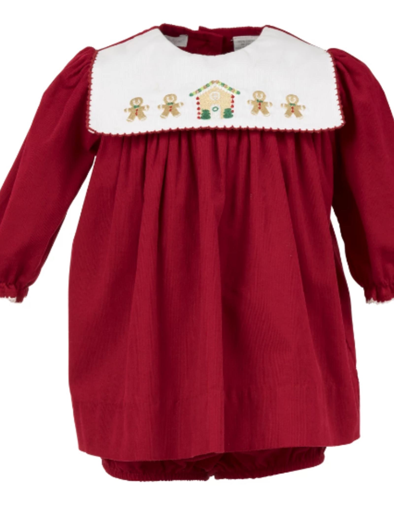 Carriage Boutique Gngrbrd Dress/Bnnt