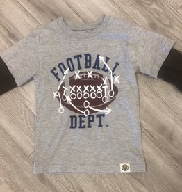 Wes and Willy Football shirt