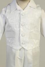 Brocade Vest Set