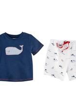 Whale Shortset