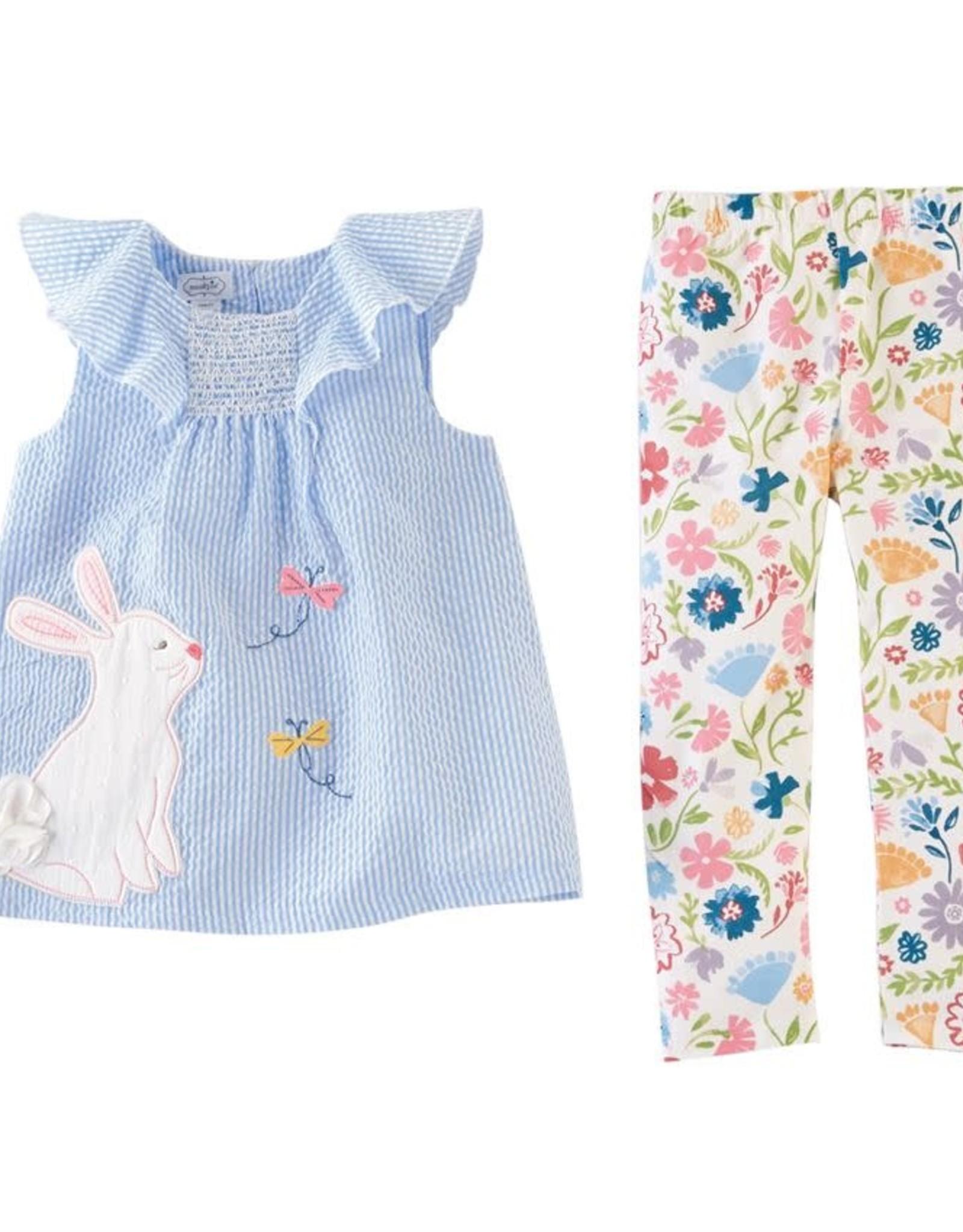 Easter Tunic/legg set