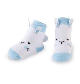 Blue Bunny socks