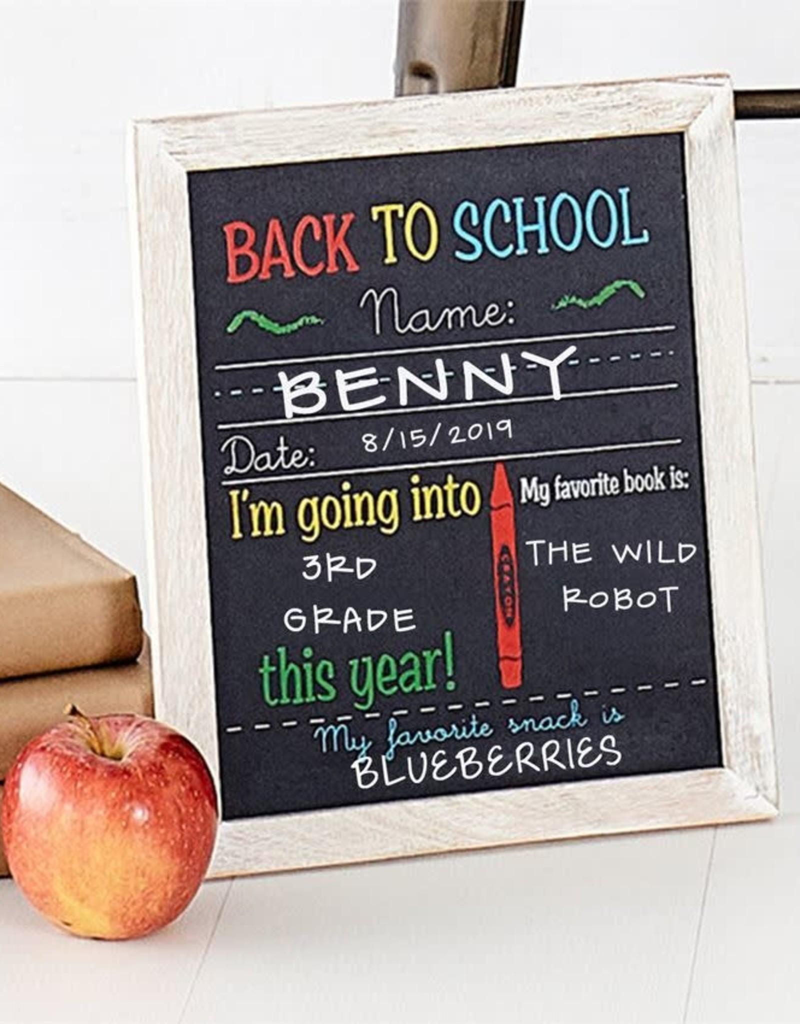 Bday/BTS Chalkboard