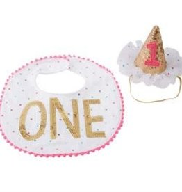 mudpie Cake Smash Set -grl