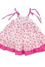 Haute Baby Flamingo Dress
