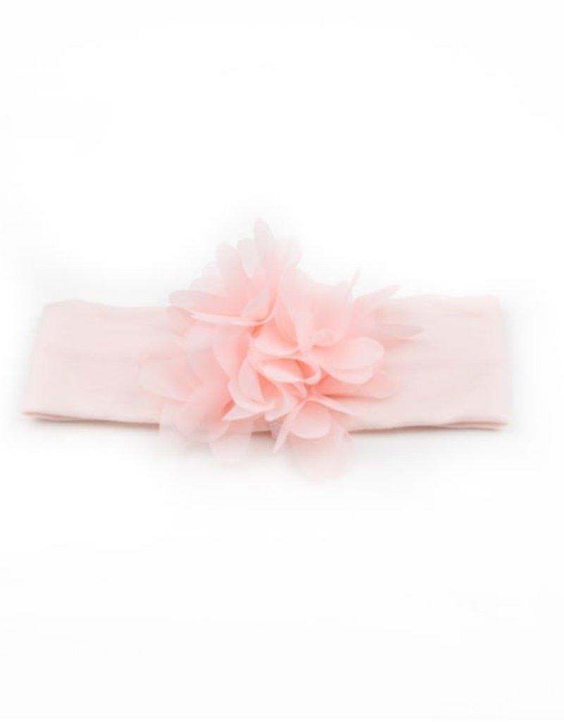 Haute Baby Peach Blossom Headband