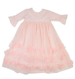 Haute Baby Peach Blossom Gown