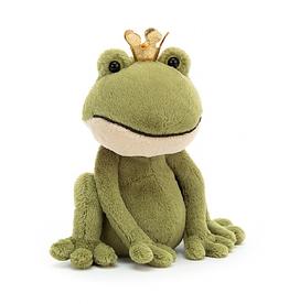 Jellycat Frog Prince