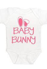 Baby Bunny Wh Bodysuit
