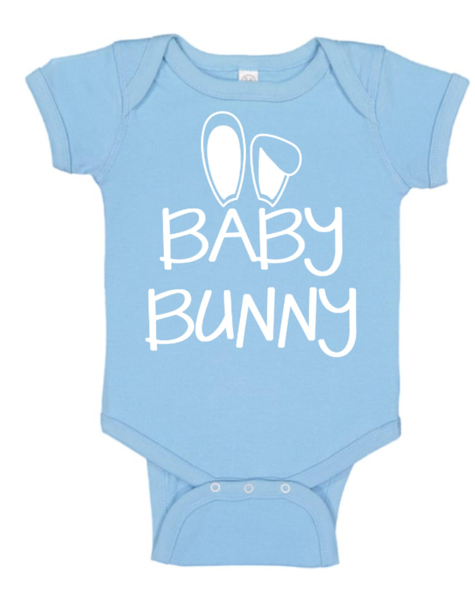 Baby Bunny Bl Bodysuit