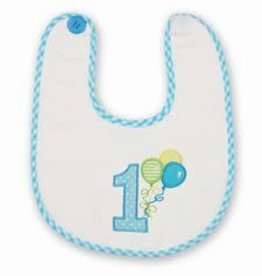 His 1st Bday Bib