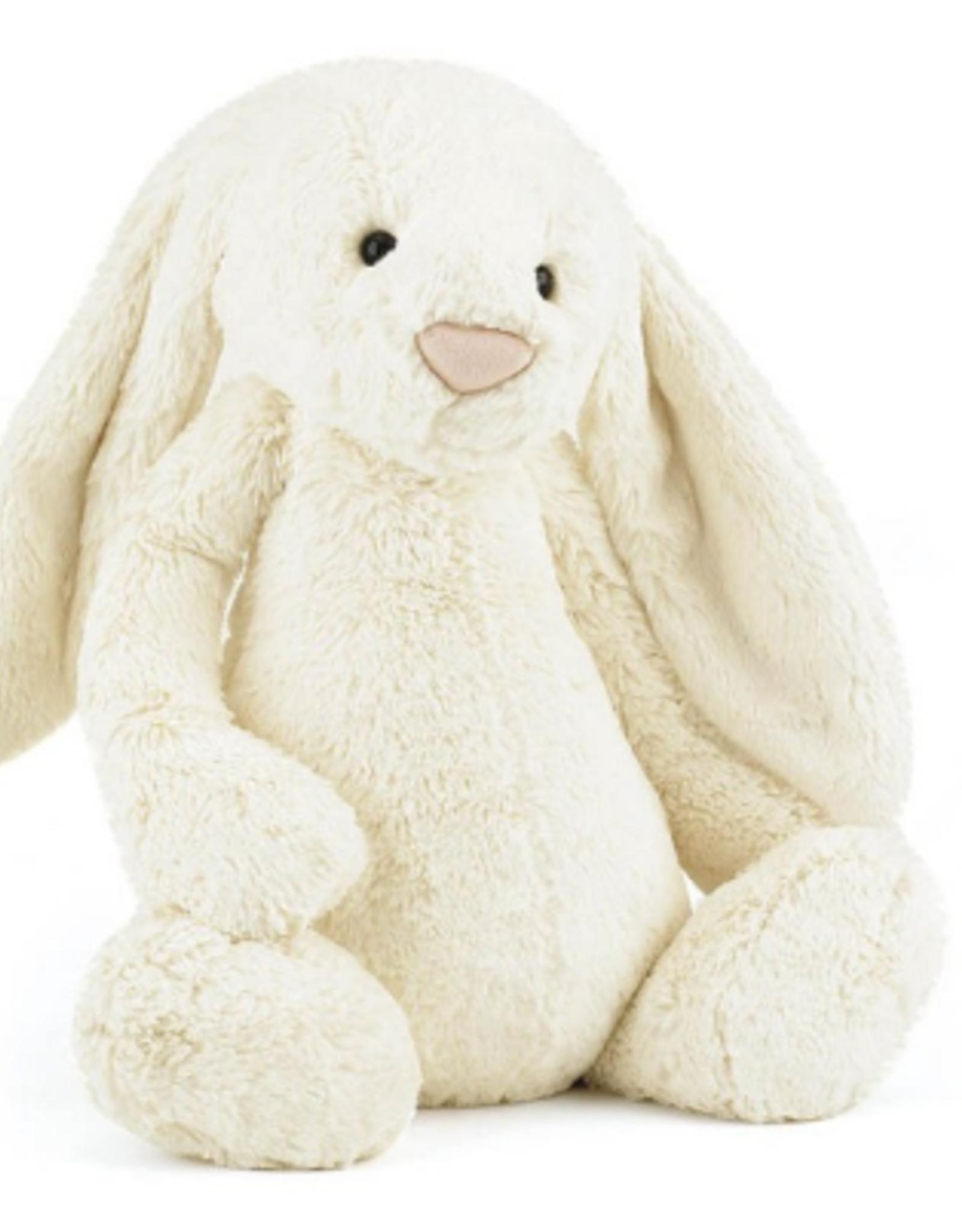 "Bashful Cream bunny huge 56"""