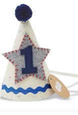 1 Boy Birthday Hat