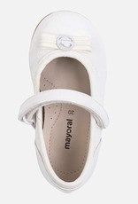 Mayoral Footwear White Mary Jane