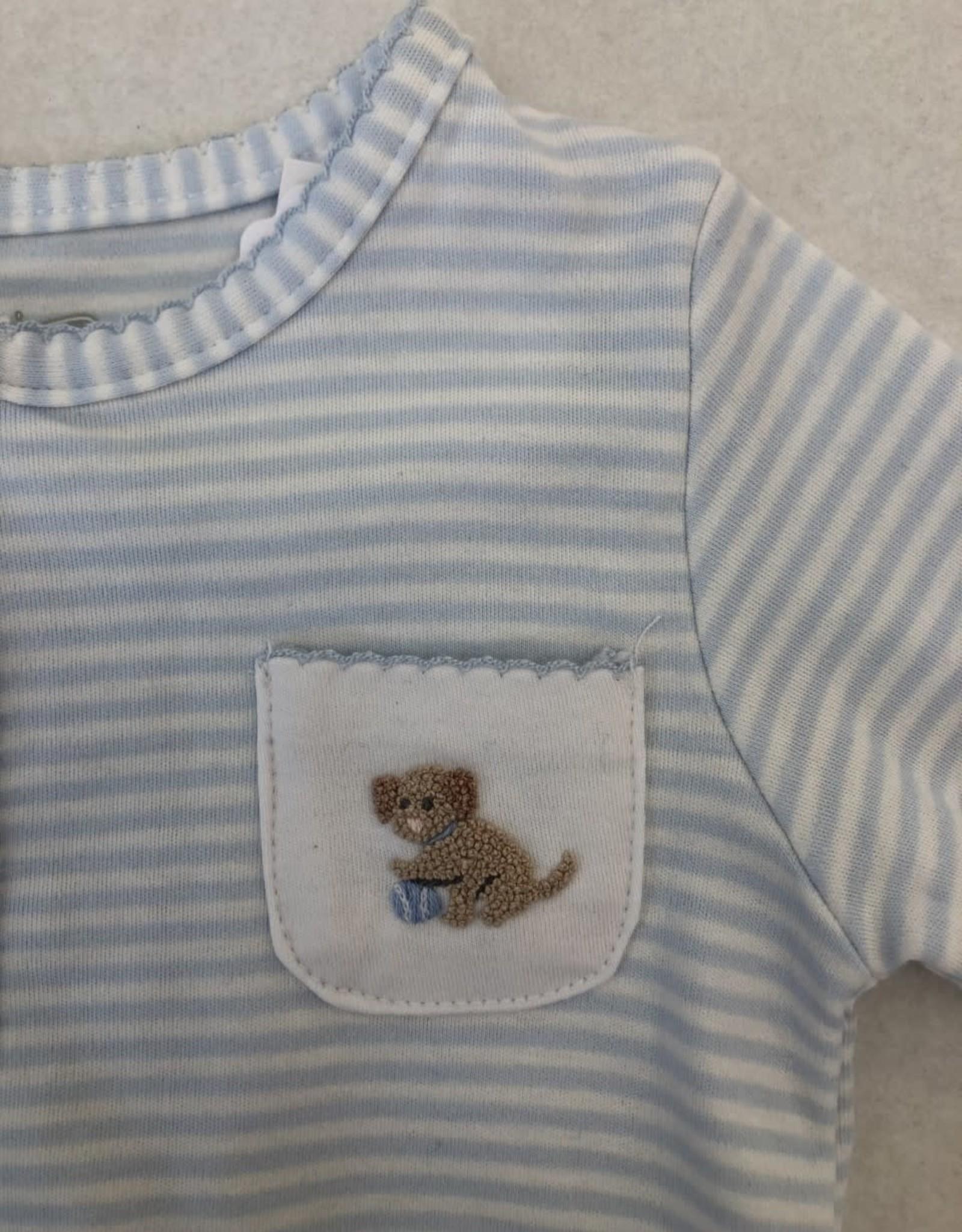 Puppy Footie Gift Set 0-3M by Mud Pie