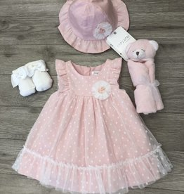 Tulle Dress Gift Set 0-3M Mayoral