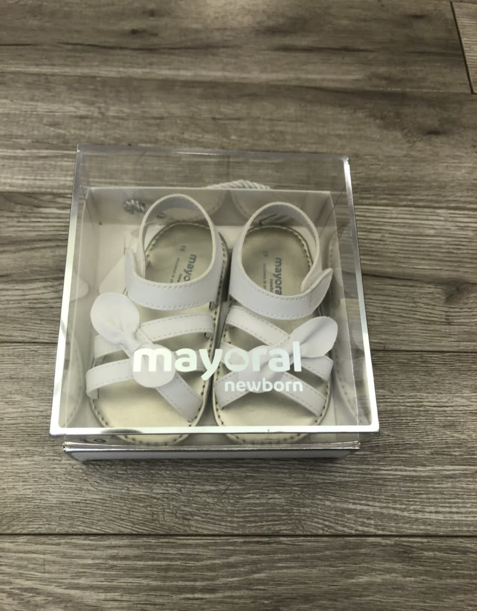 Daisy Short Gift Set w/Duck 9M Mayoral