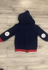 Baseball Gift Set Sweater 6-12M