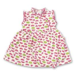 Kissy Kissy Whimsical Watermelon Dress Set