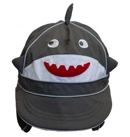 Calikids Shark Flap Hat