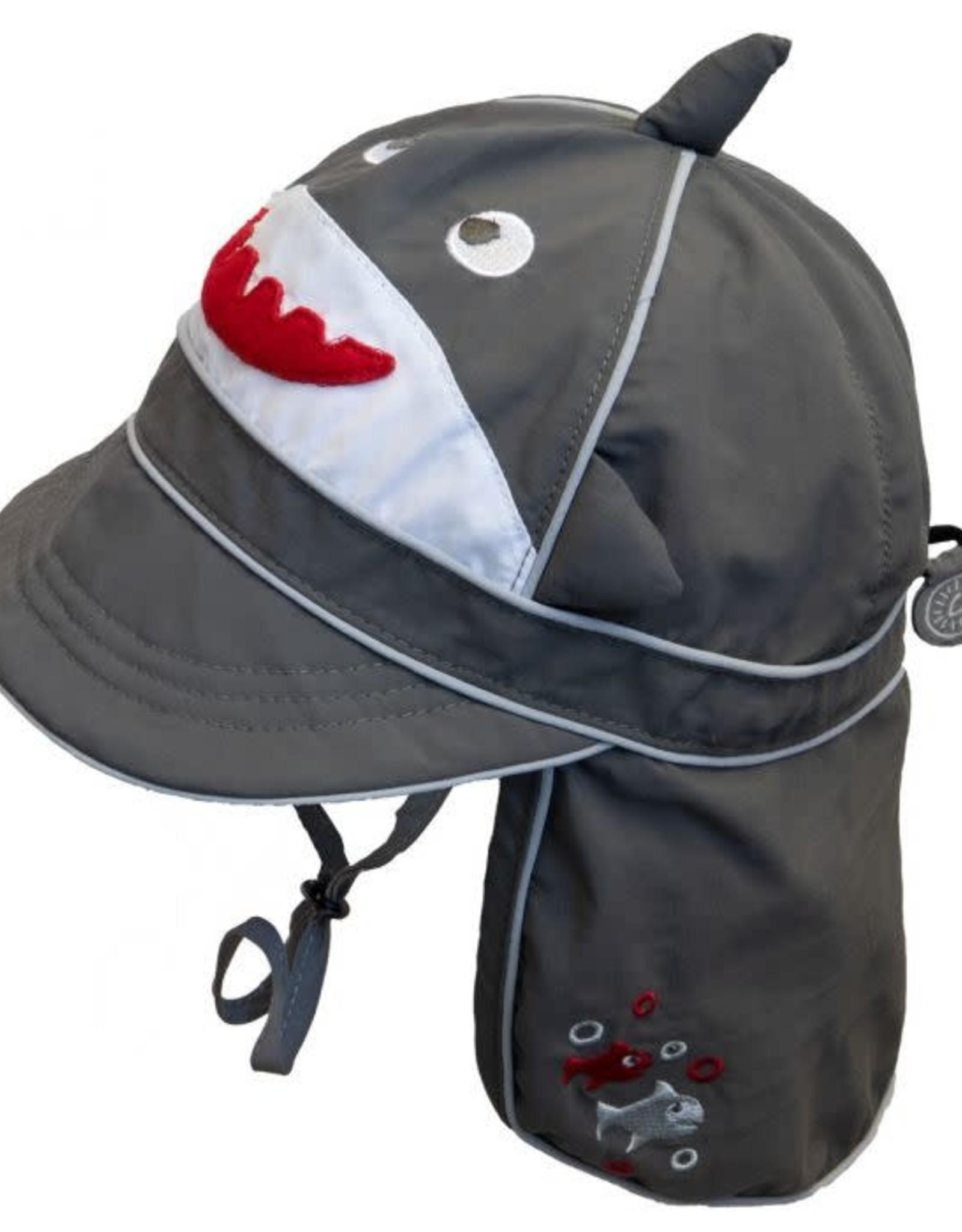 Calikids Shark Flap Hat