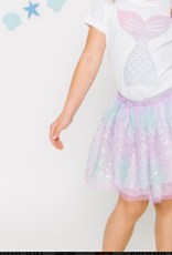 Mermaid Shirt/Tutu Set
