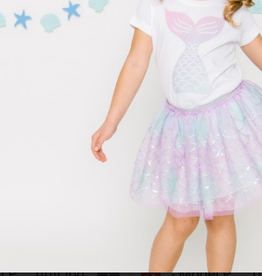 Mermaid Shirt/Tutu Set