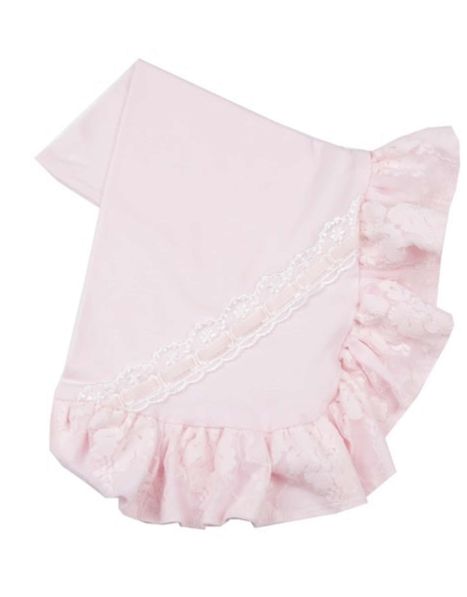 Haute Baby Sweet Rose Blanket