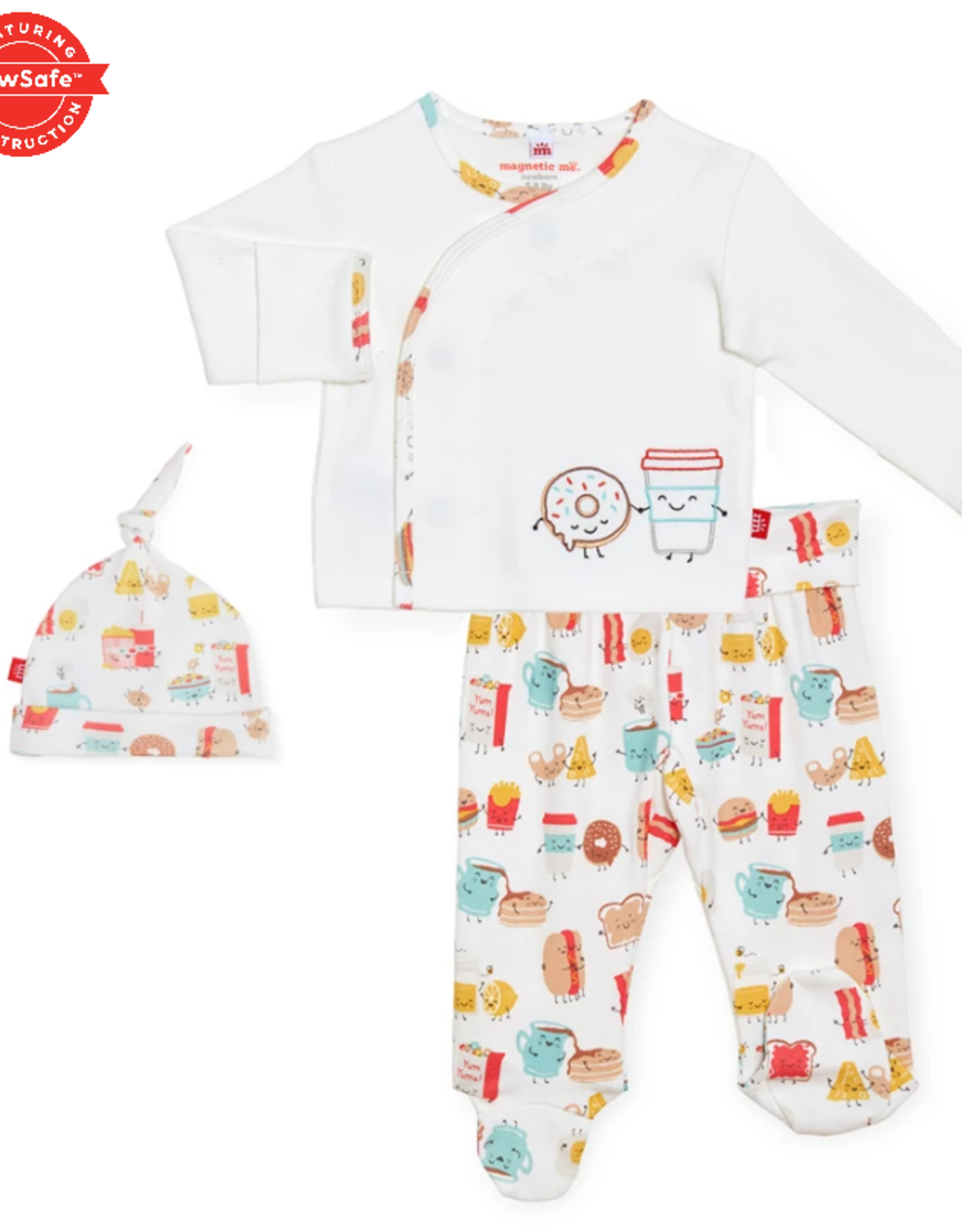 Magnificent Baby Better Together Kimono Set