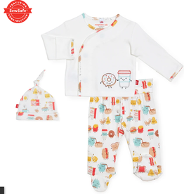 Magnificent Baby Better Together Magnetic Kimono Set