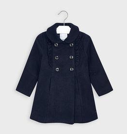 Navy Coat Tod