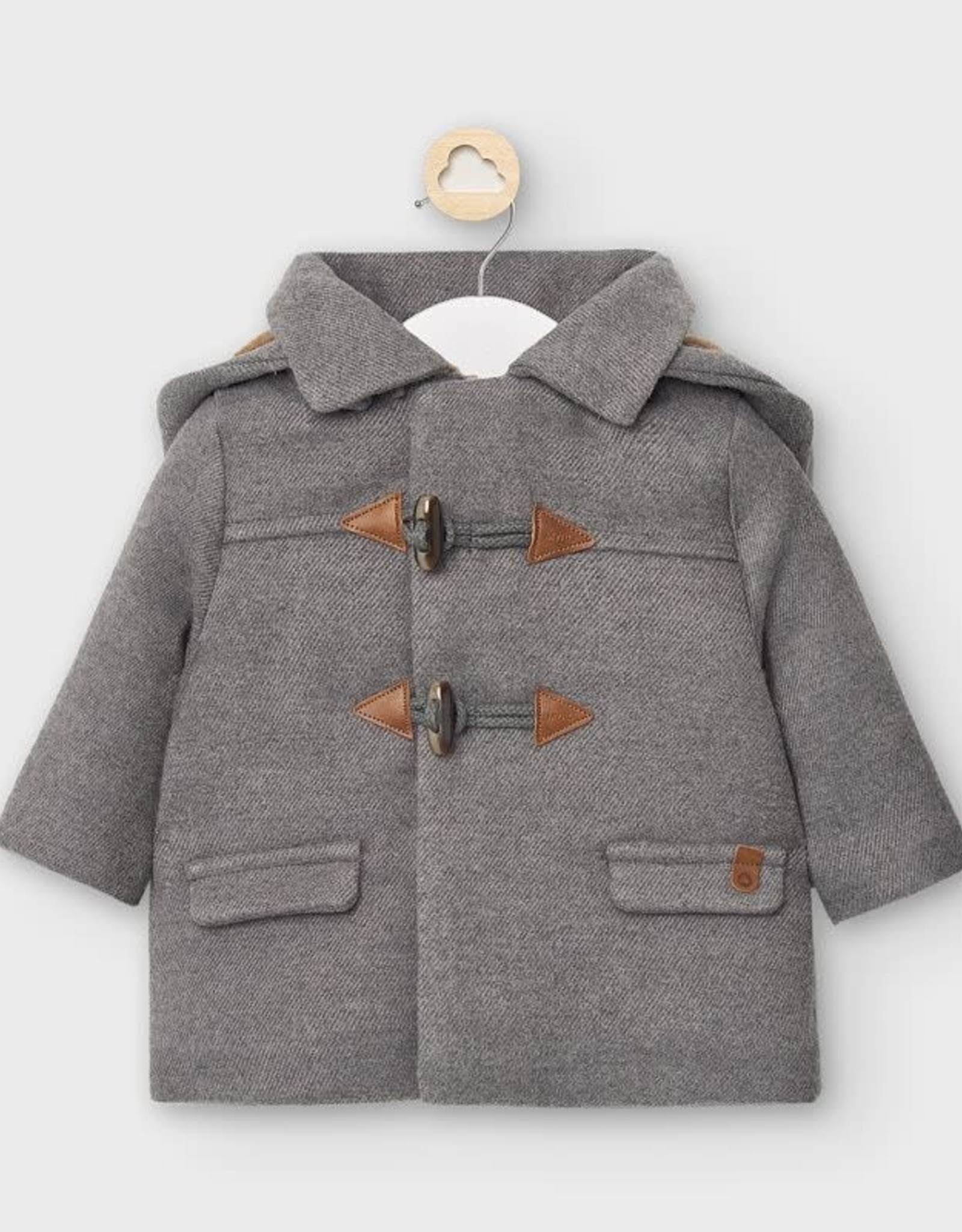 Graphie Trench Coat