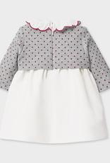 Bright Lea dress w/cardigan