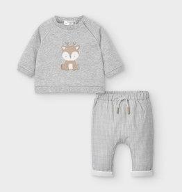 Prame Pullover pants set