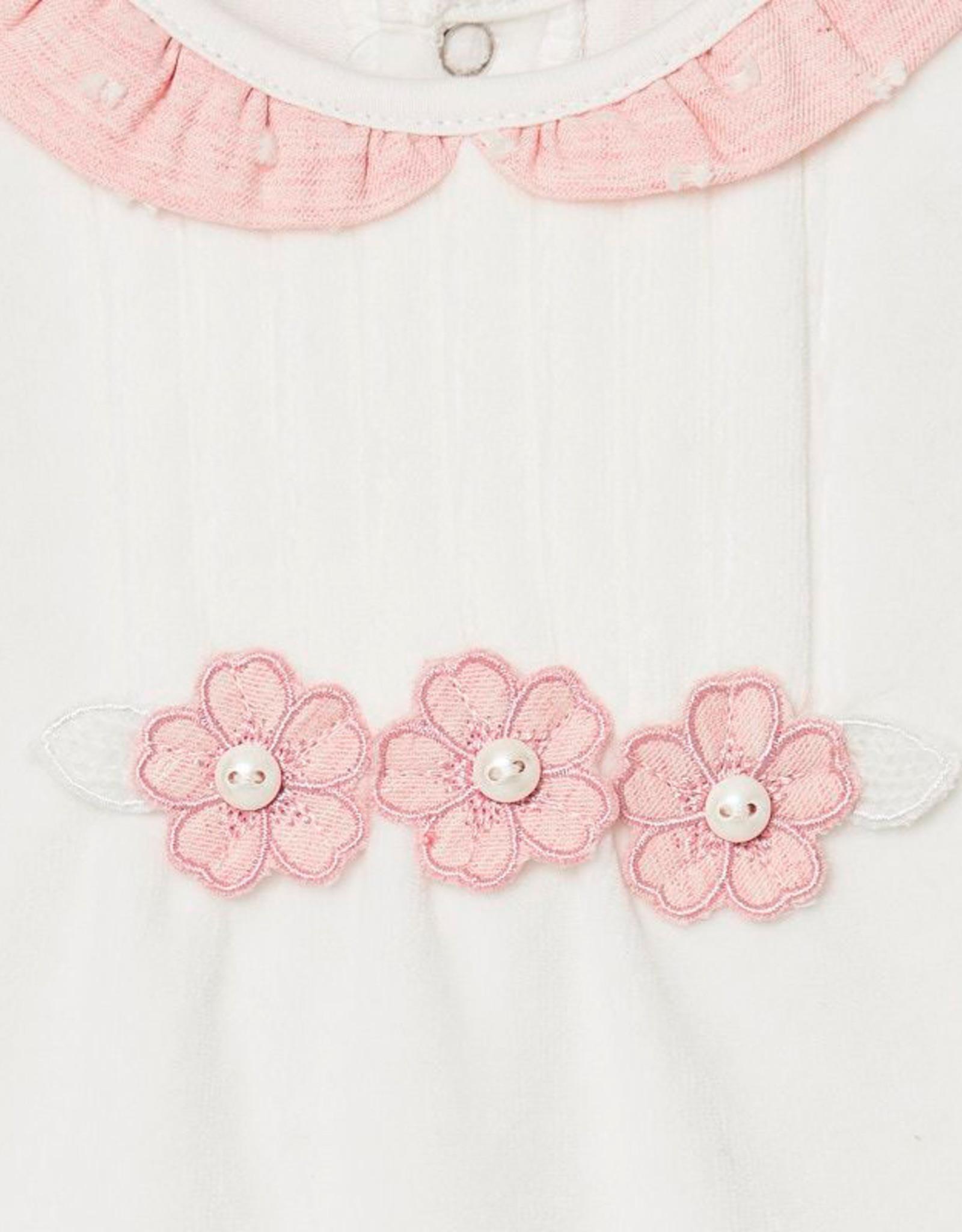 Flower pajamas