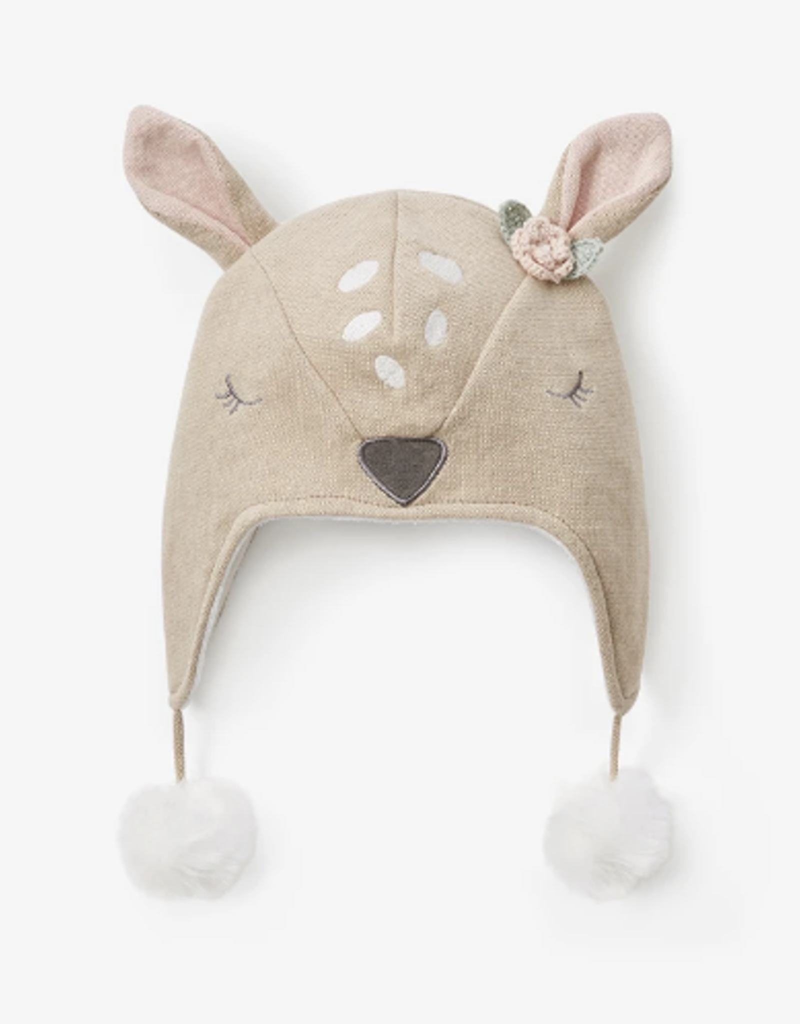 Fawn Hat 0-12 mos