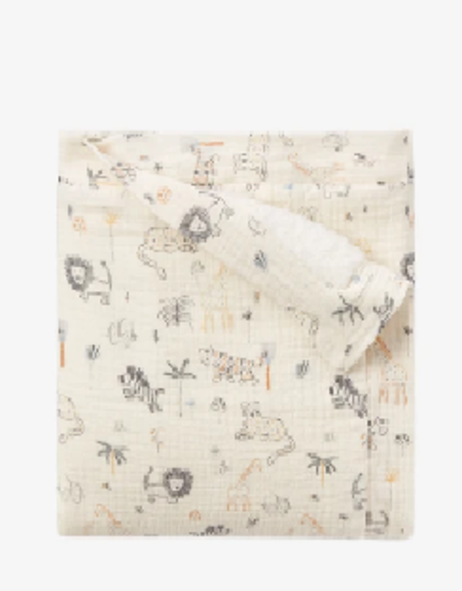 Leo Lion Furback Blanket