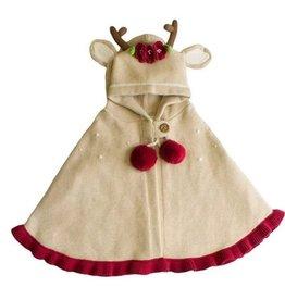 Reindeer Poncho 4T