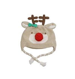 Reindeer Hat 6-12m