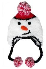 Huggalugs Snowman Hat