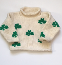 Claver Shamrock Sweater