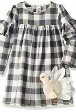 Turkey Dress 5T