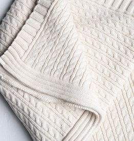 Irish Knit Blanket