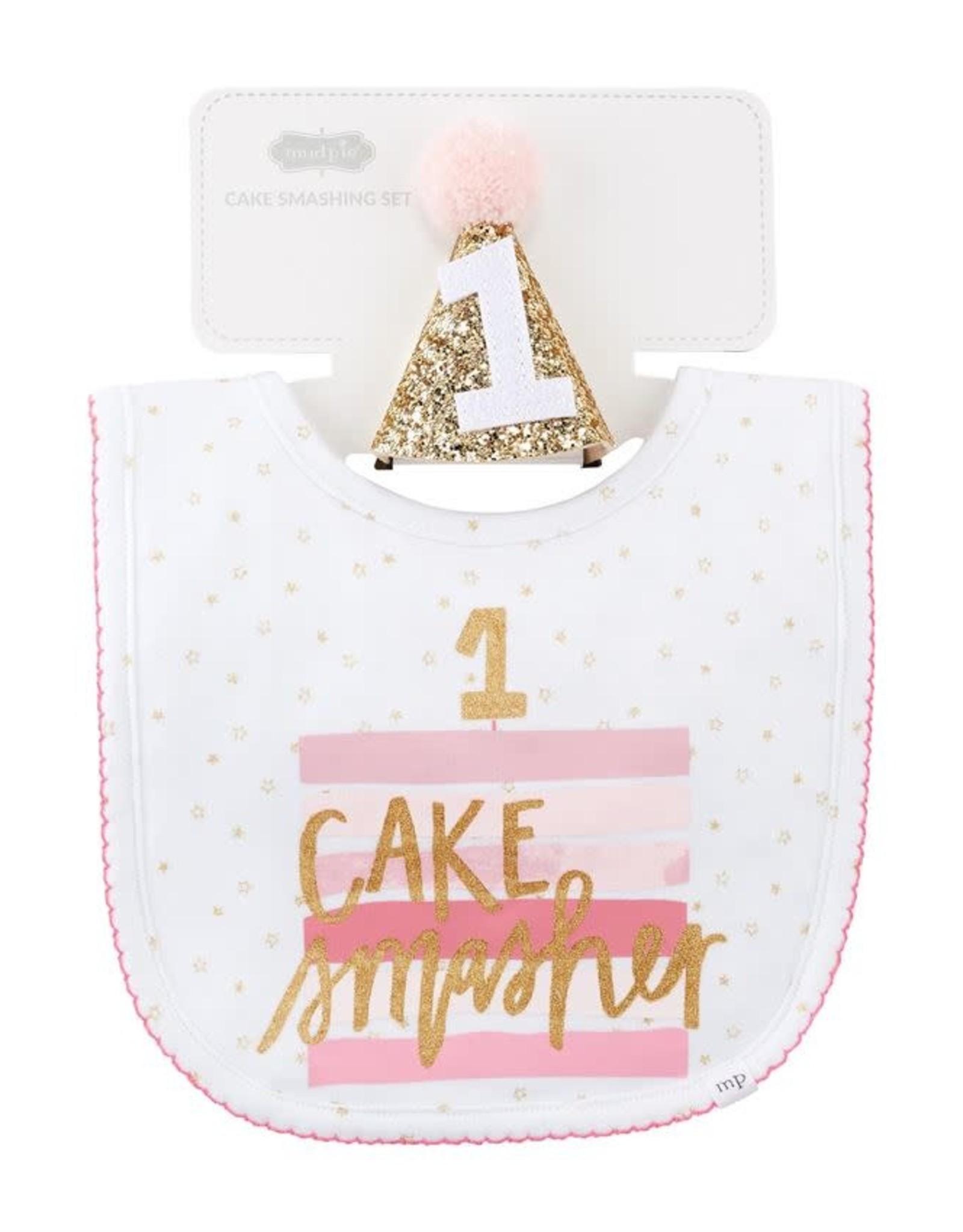 Girl Cake Smasher Set