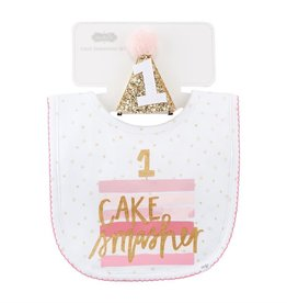 Girl Cake Smasher Set