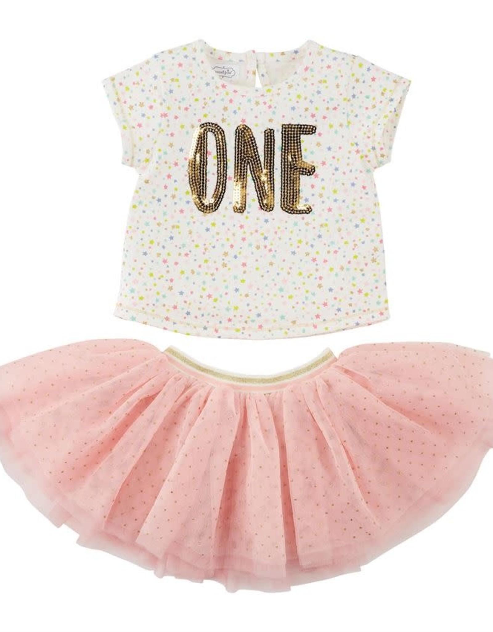 One Skirt Set 12-18mos